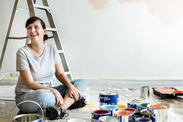 צביעת דירה מחיר ובחירת צבעים לצביעת הבית